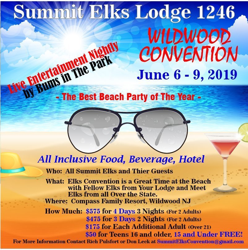 Elks Convention 2019