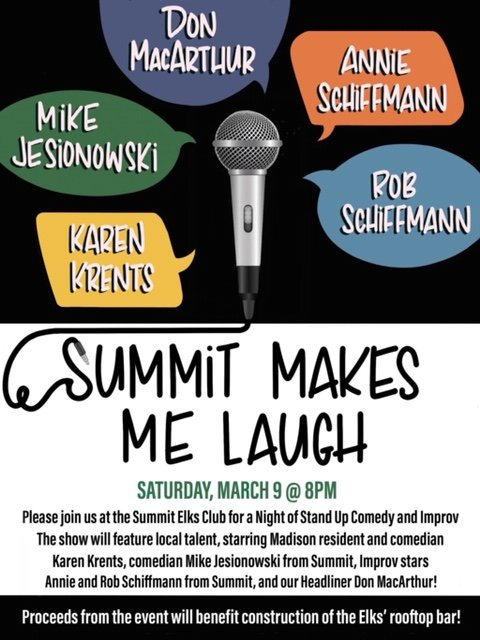 Comedy in Summit